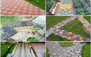 Использование и технологии производства тротуарной плитки квадрат