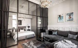 Дизайн зала-спальни: полезные советы специалистов