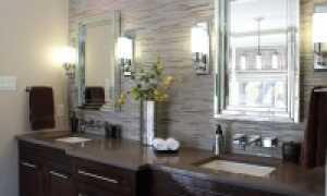 Бра для ванной комнаты: светильники-бра в классическом стиле, над зеркалом, настенные
