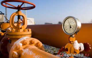 Давление газа: низкое, среднее и высокие значения, нормы и пределы параметров