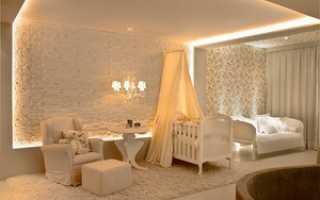 Дизайн освещения: виды ламп, новые идеи в оформлении квартиры