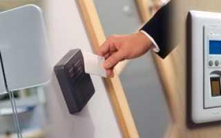 Виды электронных запирающих механизмов для дверей на входе , принцип работы таких замков