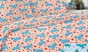 Бесподобное постельное бельё для детской комнаты
