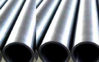 Водопроводная стальная труба: характеристики, виды и ГОСТы
