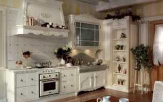 Дизайн кухни в стиле: варианты, особенности Прованса, Модерна и сочетание