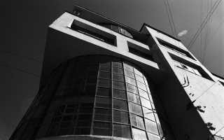 Интерьер квартиры в стиле конструктивизм