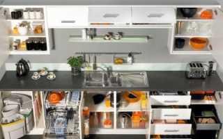 Интерьер кухни. Организовываем пространство правильно