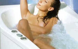 Гидромассажные ванны для здоровья