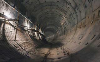 Гидроизоляция подземных сооружений