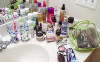 7 вещей, которым не место в вашей ванной