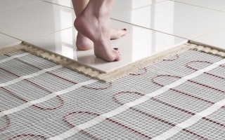 Выбор технологии электрического теплого пола