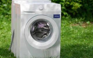 Выбираем стиральную машину на дачу