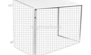 Антивандальная защитная решетка для кондиционеров. Защита для кондиционеров