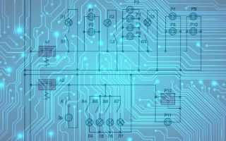 Виды соединений элементов электрической цепи