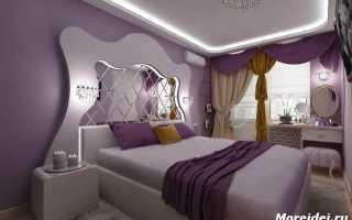 Идеальная спальня для молодожёнов: продумываем дизайн до мелочей