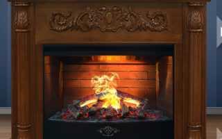 Виды электрический камин с эффектом живого пламени – как выбрать?