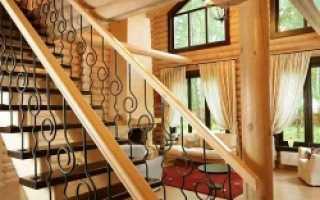 Деревянные лестницы и их преимущества
