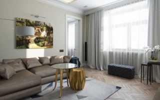 Дизайн квартиры 55 кв. м: варианты