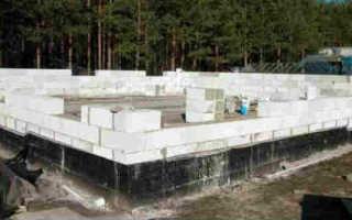 Дом из пеноблока: этапы строительства и отделка