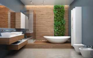 Дизайн ванной комнаты: как сделать самостоятельно? (101 фото)