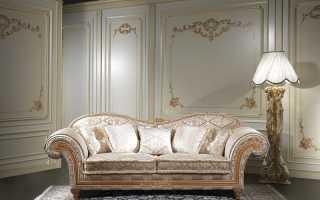 Диваны в классическом стиле – 110 фото особенностей применения классических диванов