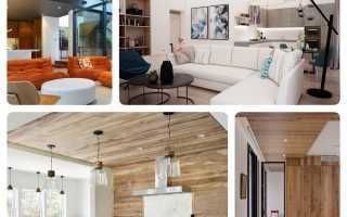 Деревянный ламинат на потолок в доме: инструкция по монтажу своими руками