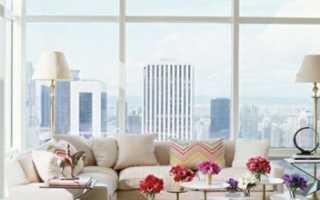 Витражное остекление для частного дома: проблемы и пути их решения