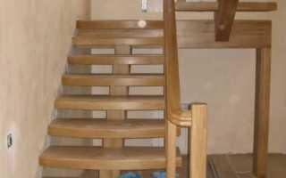 Деревянные лестницы на второй этаж: весь процесс от расчета до отделки