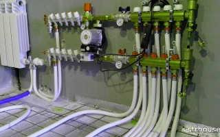 Гребенка для отопления: для чего нужна и как применяется в коллекторных системах
