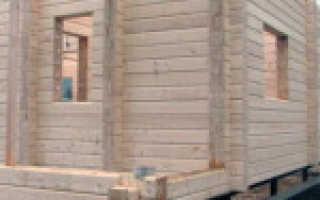 Дом из бруса на сваях: видео-инструкция по монтажу своими руками, как крепить брусок к оголовку, расстояние между опорами, цена, фото