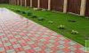 Виды краски для тротуарной плитки