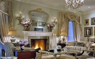 Георгианский стиль в интерьере — история, декор, современные черты