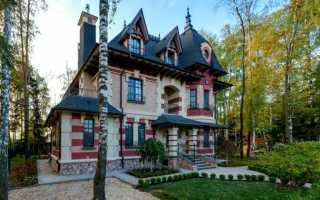 Дом Павла Прилучного и Агаты Муцениеце – где находится, сколько стоит, подборка фото