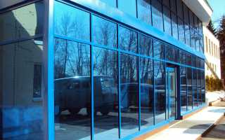 Зеркальные окна – лучший способ создать комфорт в помещении