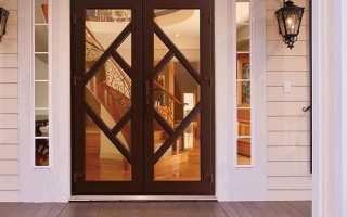 Дверные конструкции: металлические, деревянные и металлопластиковые
