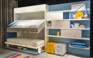 Востребованные разновидности детской мебели-трансформера, преимущества