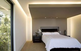 Делаем «парящий потолок» из гипсокартона с подсветкой своими руками