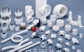 Виды фитингов для пластиковых труб — назначение и особенности применения