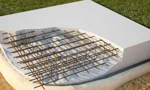 Как залить бетонную плиту перекрытия?
