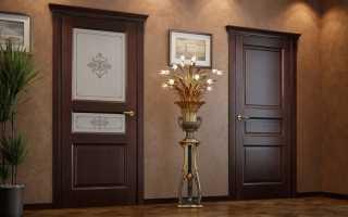 Двери из массива ольхи: светлые межкомнатные изделия без отделки, модели из натурального шпона, отзывы