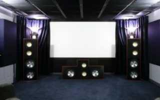 Домашний кинотеатр и особенности выбора бюджетного варианта