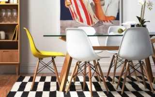Как выбрать стулья Eames?