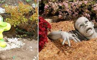 Готовимся к сезону: делаем гипсовые фигуры для сада своими руками. Изготовление фигурок и поделок из гипса своими руками