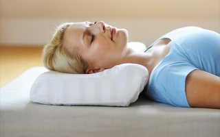 Как выбрать ортопедическую подушку (39 фото): как правильно подобрать взрослым модель по размеру для сна