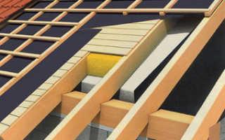 Выбор материала кровли и основные этапы монтажа крыши